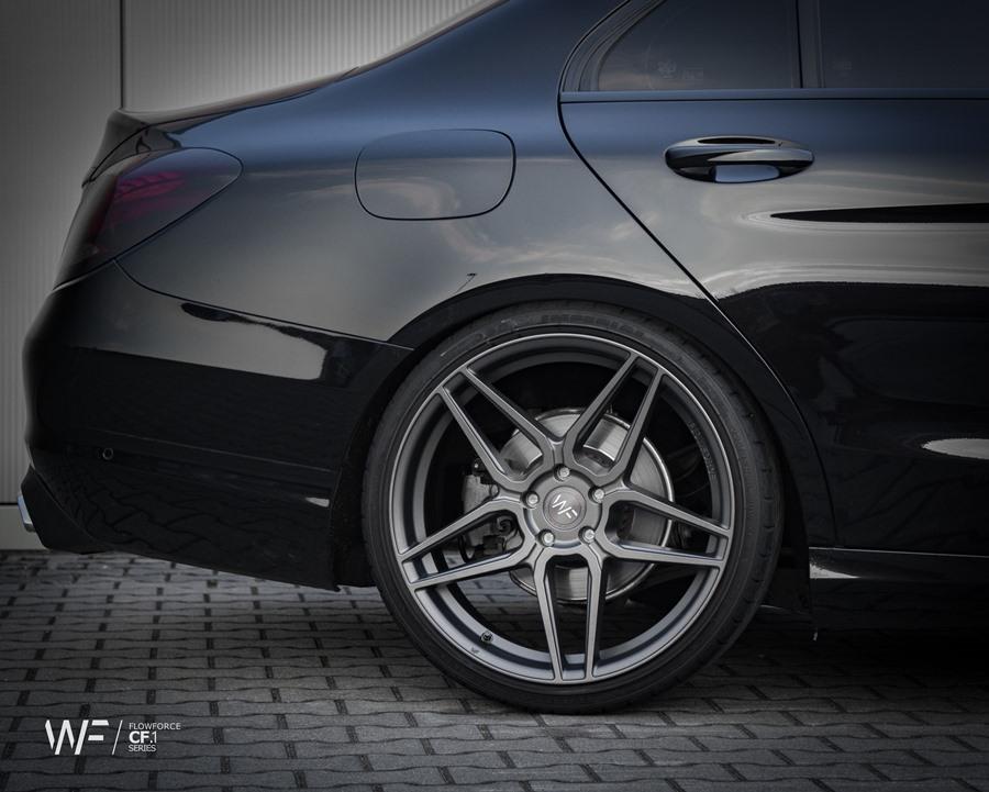 Wf Cf 1 Dark Steel Wheelforce Wheels Germany
