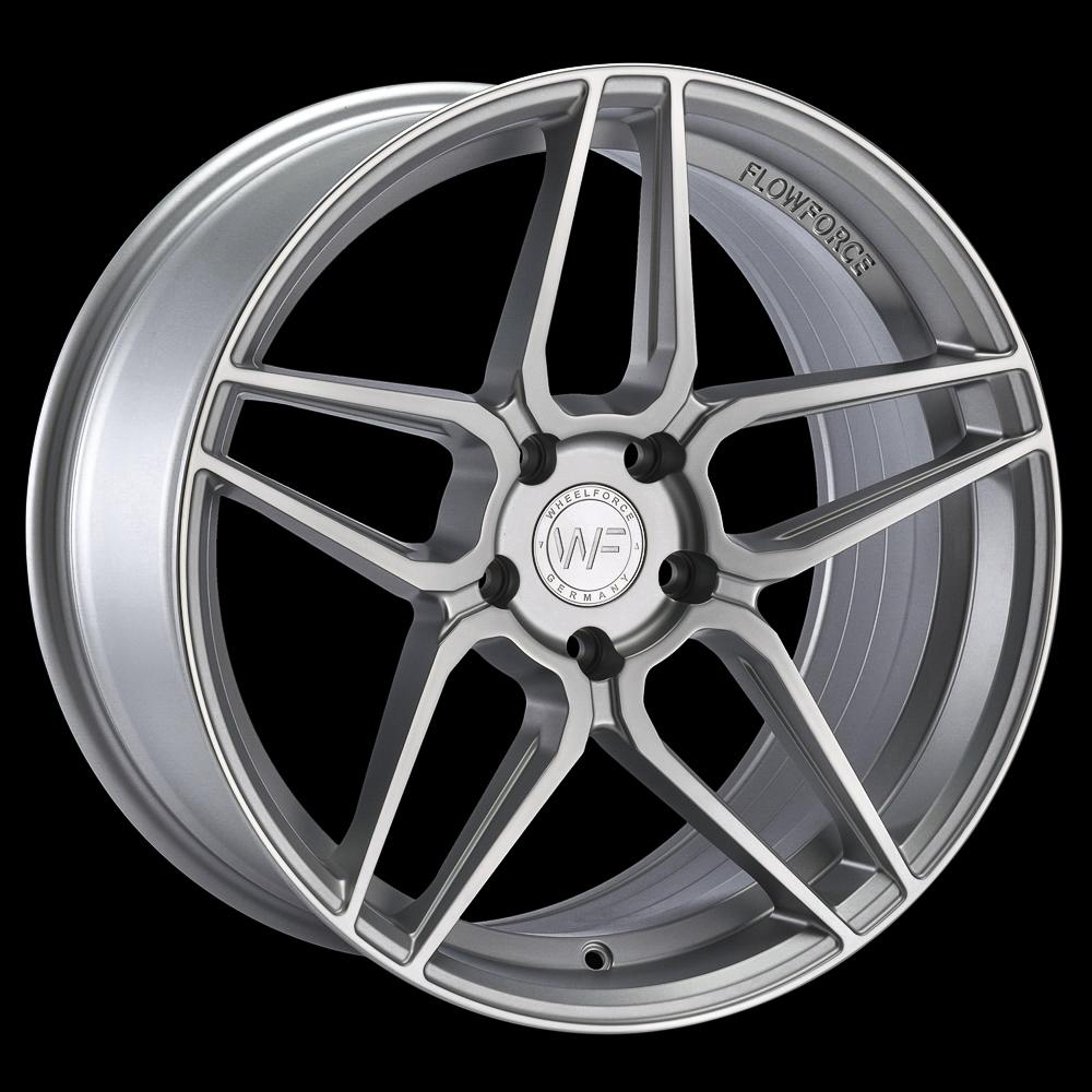 Wheelforce Cf 1 Rs Frozen Silver Wheelforce Wheels Germany